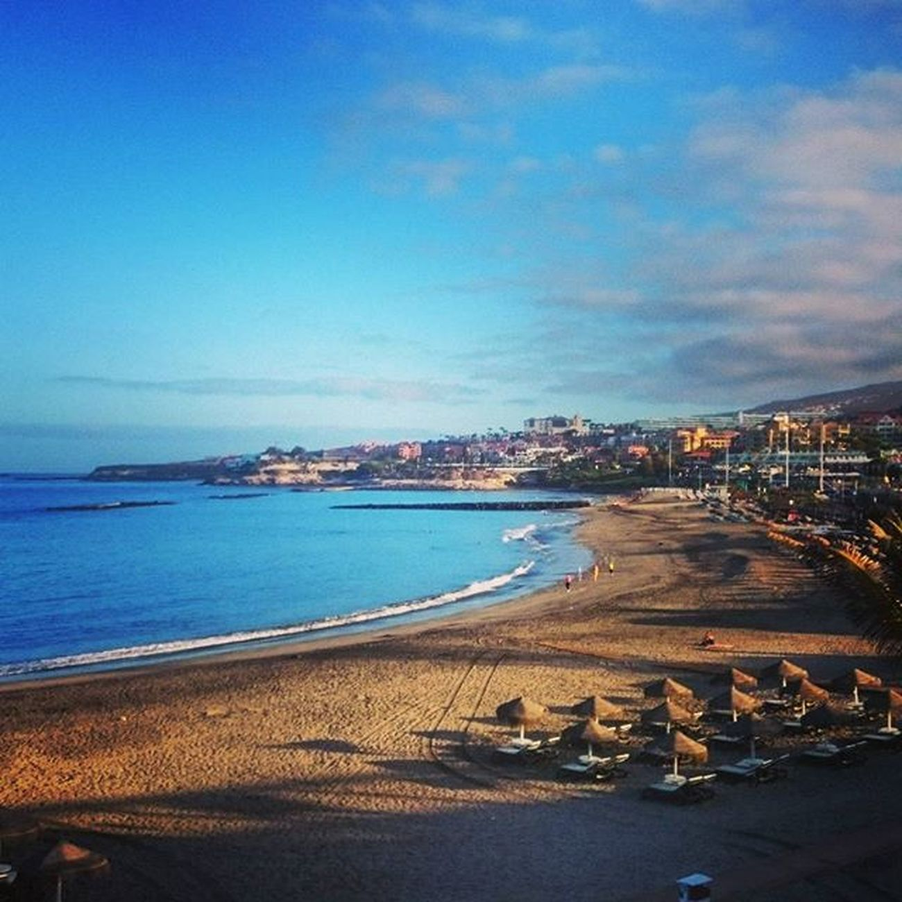Sunrise Fañabebeach Playafanabe Tenerife Canaryisland 😚 Morning Adventure Love Exploring Travellingeveryday Travelingtheworld  Dontletthejourneystop Keepgoing Lifesarollercoaster Summer Lovelife Onroutetowork Workends Beachtomyself Beachlife Instatravel Instagood 2015  July
