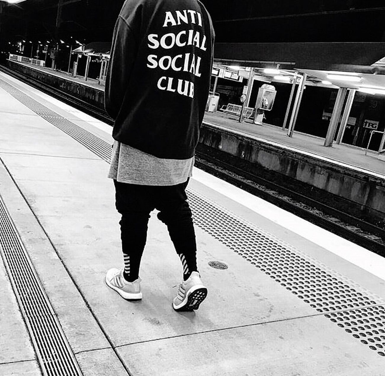 Anti Social Social Club Ultra Boost