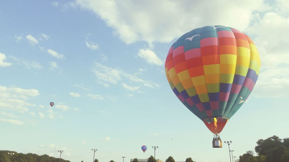 Hot Air Balloons Balloons Essence Of Summer Baltimore MarylandThe Essence Of Summer 2016 EyeEm Awards The Following