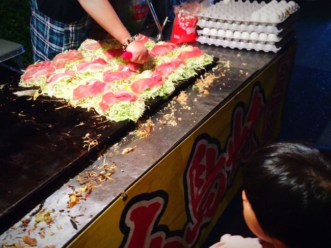 My World Of Food IPhoneography Japanese Festival Streetphotography 見付天神 Japan Japanese Food Japanese Culture