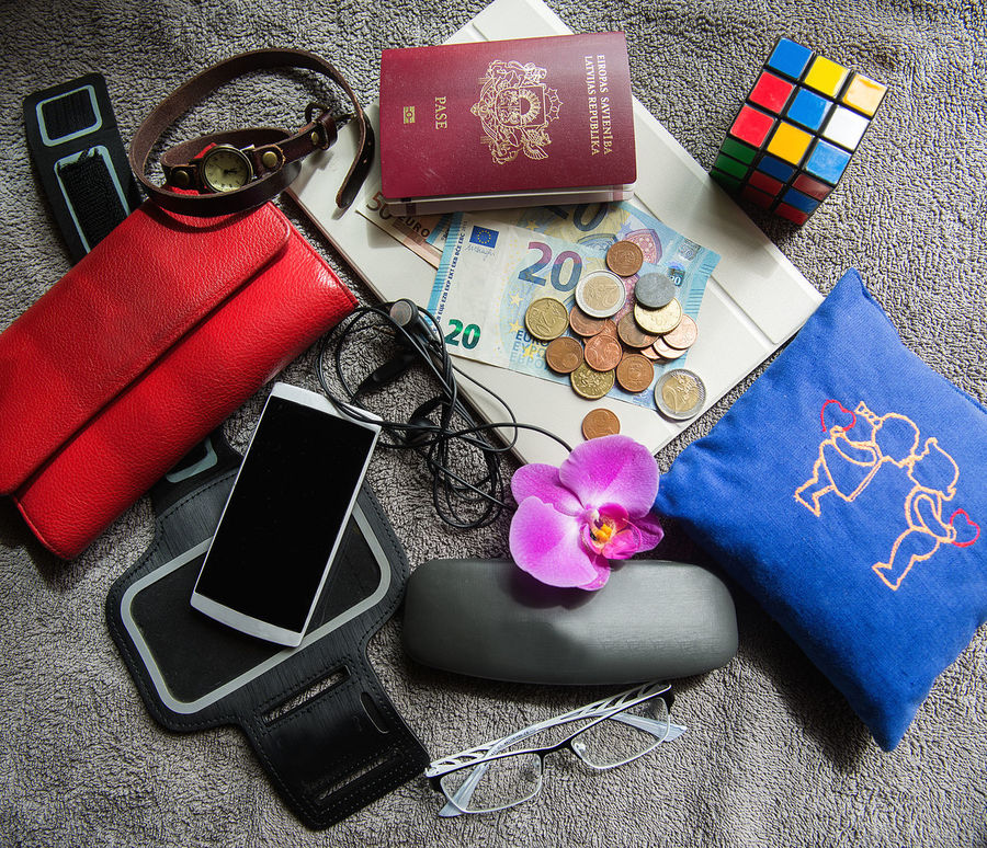 travel essentials background Backgrounds Banknotes Close-up Day Eyeglasses  Flower Glasses High Angle View Holiday Indoors  Mobile Phone Money No People Passport Pillow Purse Rubik's Cube Technology Tourism Travel Backgrounds Travel Equipment Travel Essentials Traveling Wireless Technology Wristwatch Let's Go. Together.
