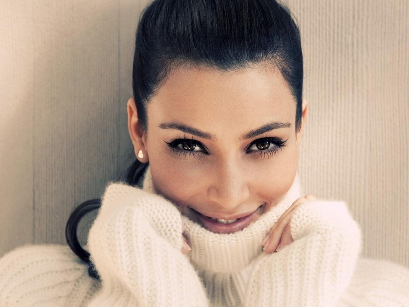 Kim Kardashian Is Gorgeous!