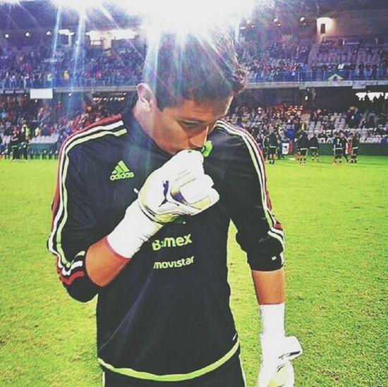 RAÚL MANOLO GUDIÑO♥ One of the best keepers of México Keeper Goalkeeper Mexico Futbol Soccer⚽ MundialU-20 Nuevazelanda