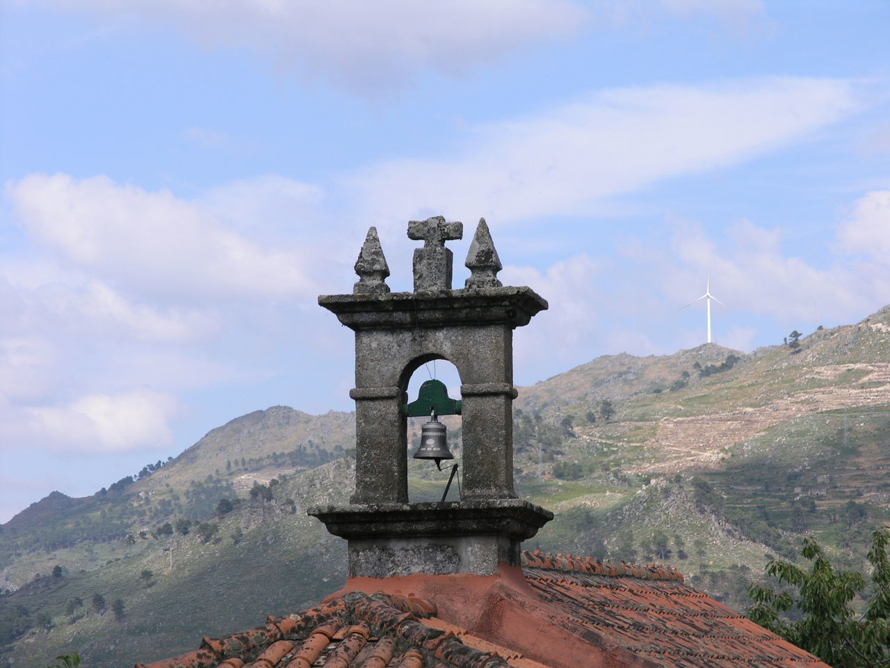 Bells Tower Douro  Mountain No People Resendecity Tower Turistic Places Vacation