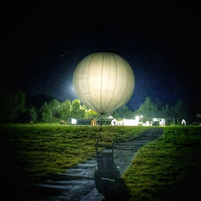 Showcase: November Setlife Nightwork Lighting Balloon Muscle Cart