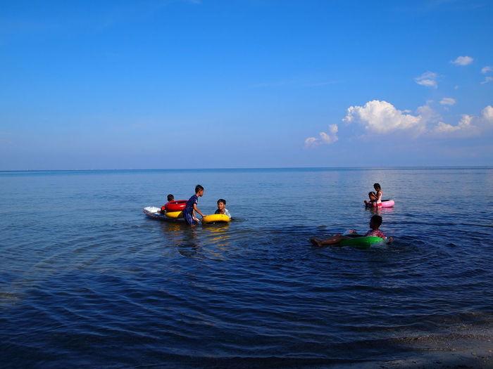 The Calmness Within Pantaipasirputih