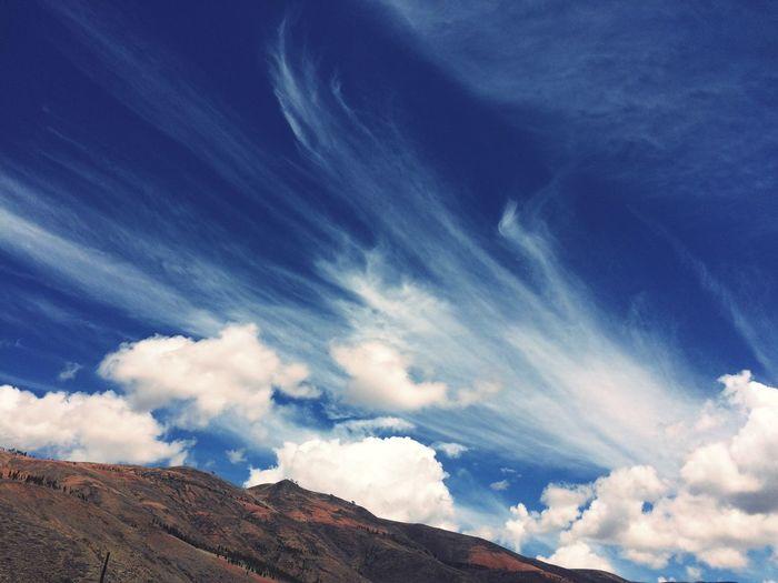 Hermosas nubes 🌤 First Eyeem Photo