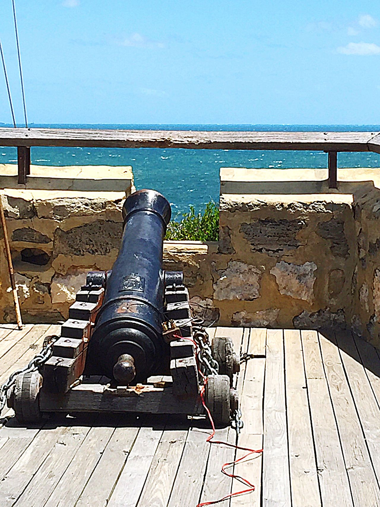 Cannon: Ready to Fire Military Cannon Ready Gunnery Fire Cannon Cannon Western Australia Cannon Indian Ocean Cannon Beach Cannon Fremantle Round House Fremantle Round House Cannon Cannon