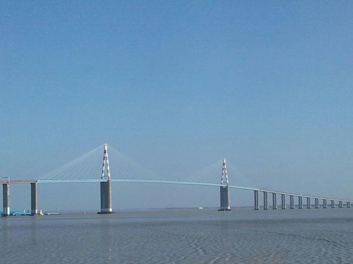 Le pont de Saint Nazaire ...🚢