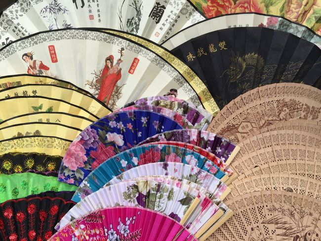 Art Blower Cool Cool Down Design Fan Fresh Wind Little Helper Multi Colored Must Haves Ornate Pattern Summer Must Haves Wind Faecher Made In China Fine Art Photography Colour Of Life Colors And Patterns