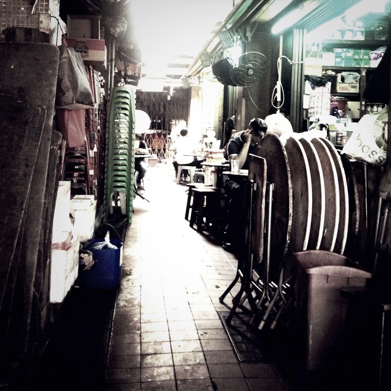 tea time at 西苑強記咖啡食店 Tea Time