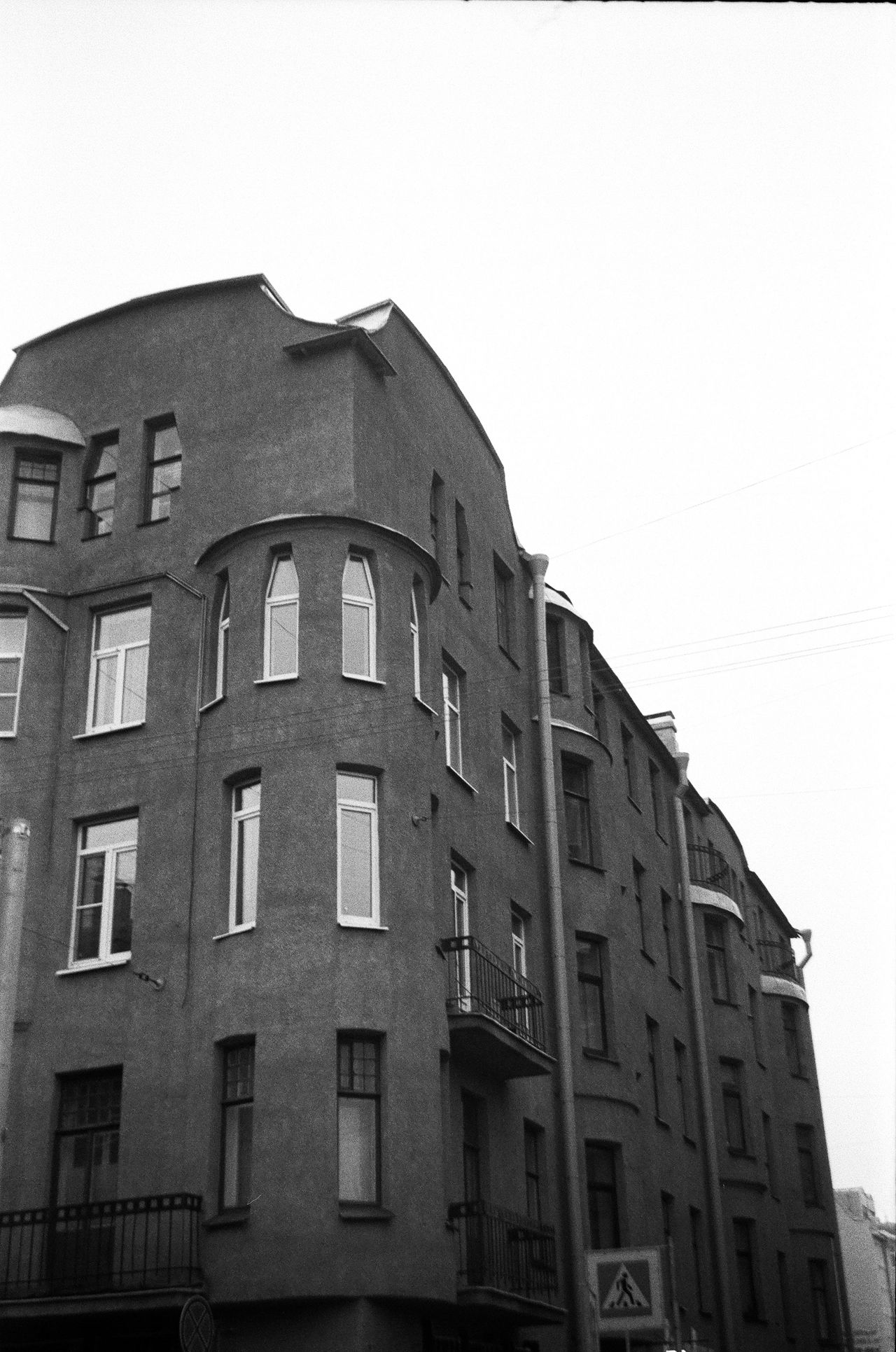Architecture Building Exterior Built Structure Window Apartment Façade Exterior Tower Branches Streets Monochrome Photgraphy Saintpetersburg FiftyShadesOfGrey Blackandwhite Monochrome Doublecolors 50shadesofgrey Facades SlideBlack And White Grayscale Bandw Anticolors Fiftyshades Shadow