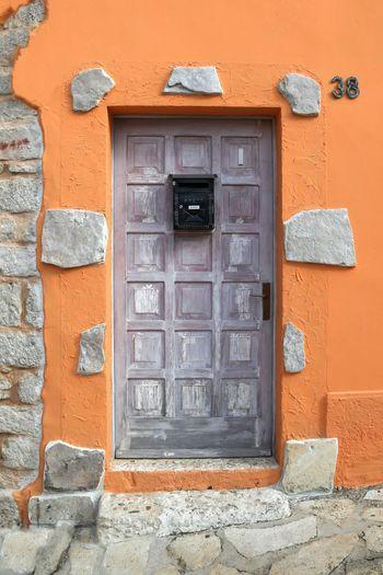 Door Architecture Outdoors No People