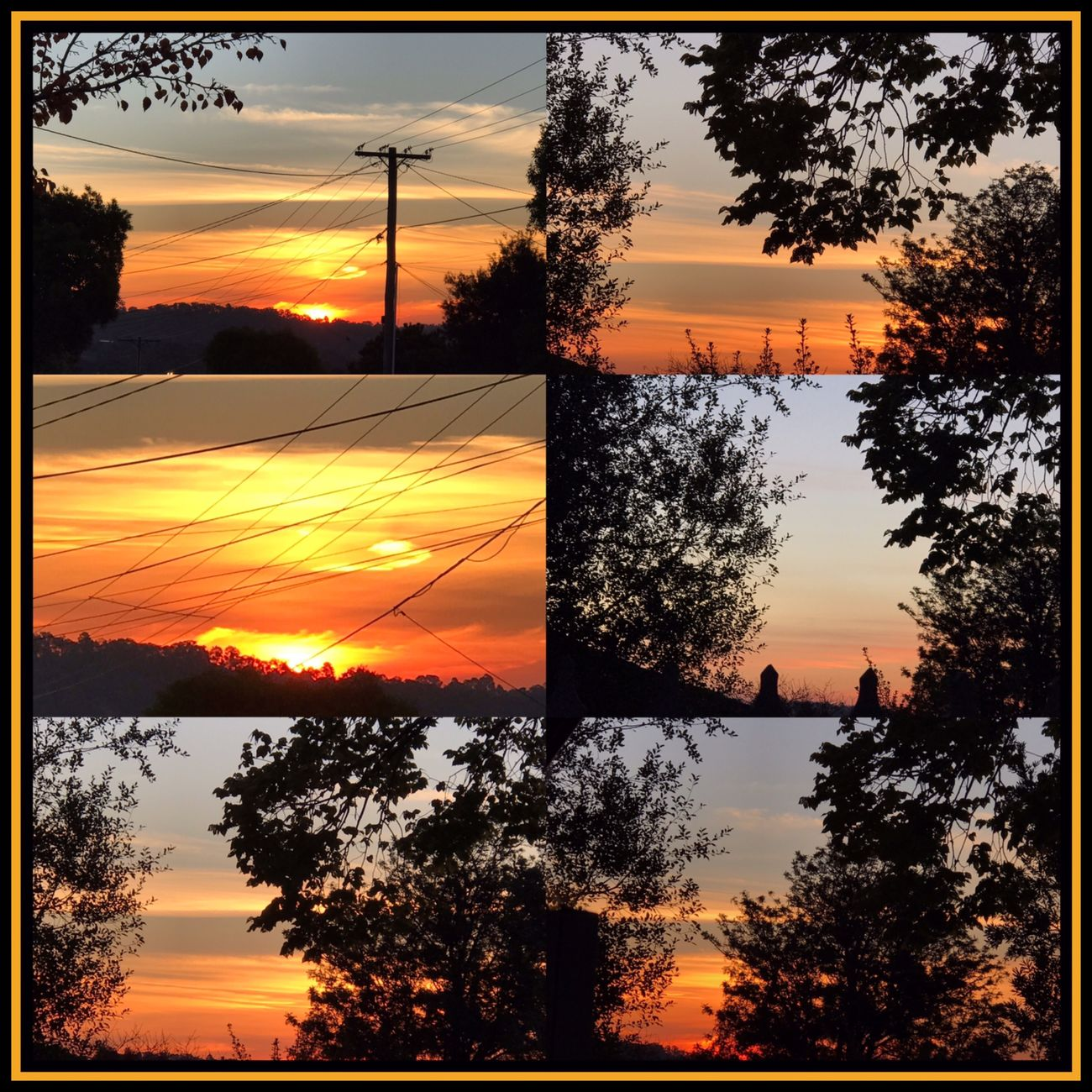 When a beautiful day end's in a beautiful night 🌤☀️🌤 Sunset Sunset Collection Dramatic Sky Sunset Collage. 🌤☀️🌤