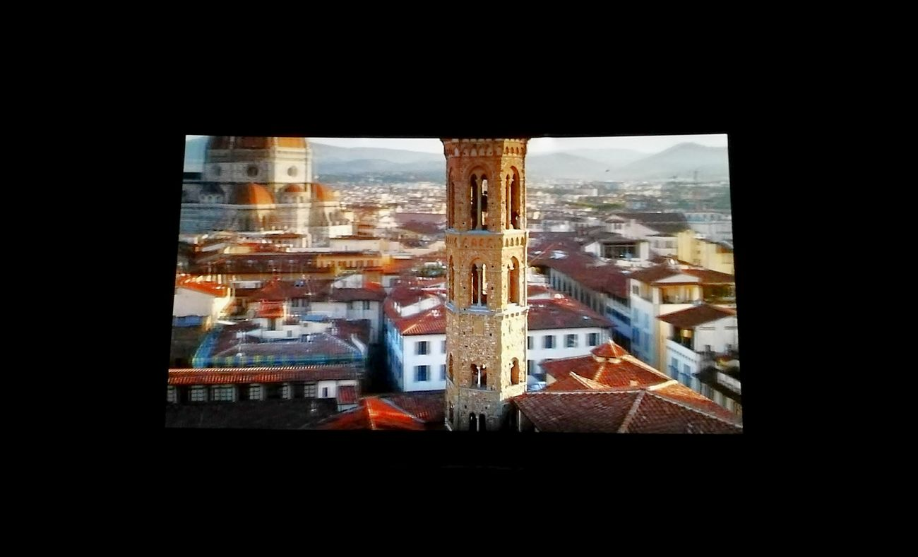 Another view of Florence Architecture Building Exterior Cityscape Florence Italy Palazzo Vecchio Santa Maria Del Fiore Screen Proiection Moviescene MOVIE Cinema Premiere Inferno Dan Brown