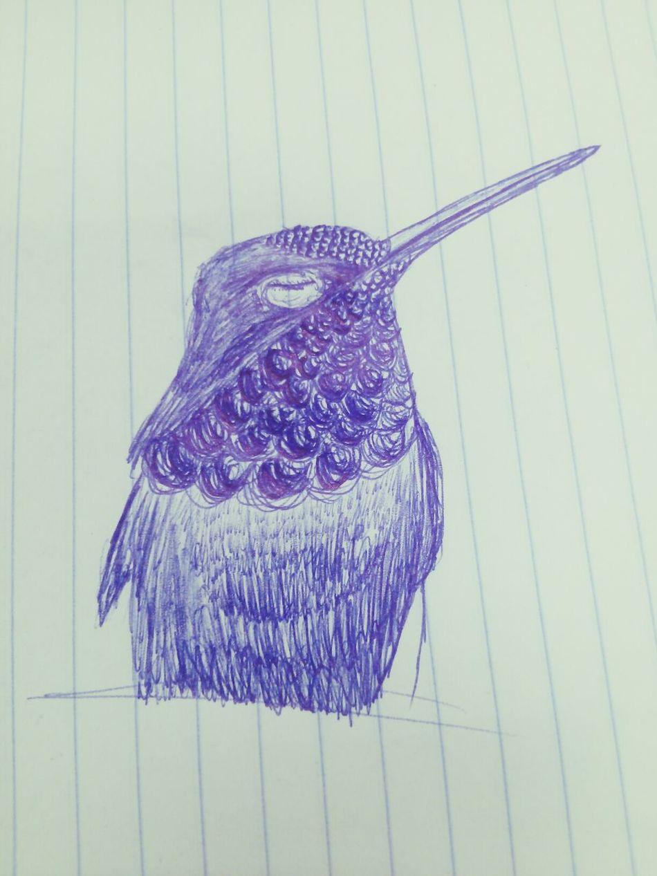 got bored in lit. class