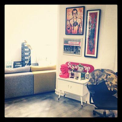 #office #gooqx #workplace #art #supreme #4711 #kiehls #shepardfairey Art Office 4711 Supreme Workplace Shepardfairey Gooqx Kiehls