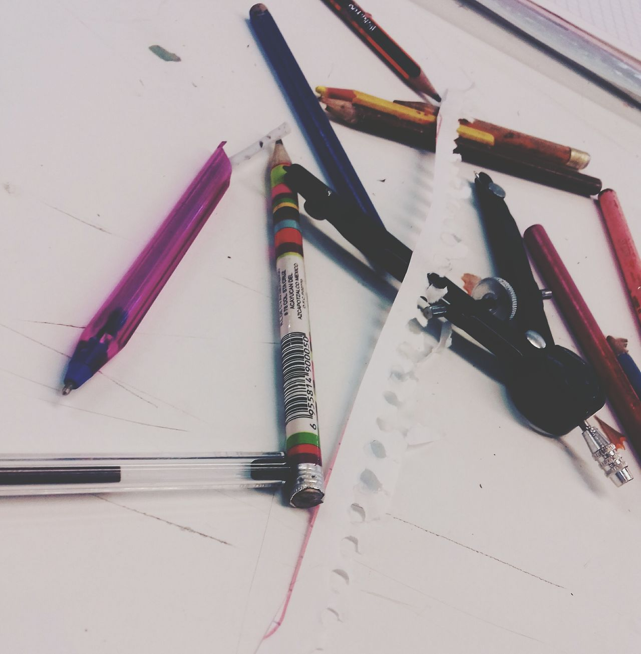 Pencil High Angle View Personal Perspective Perspective Photography The Week On Eyem Casualphotography