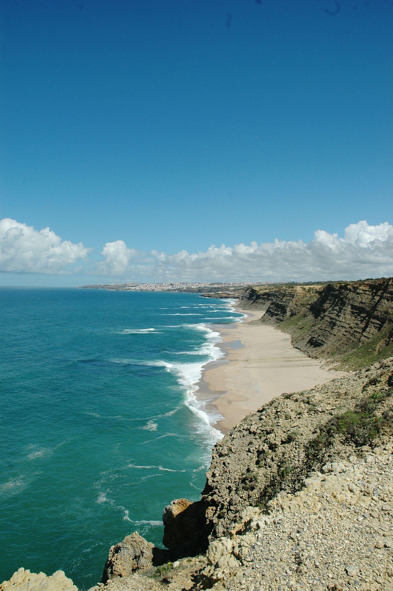 The KIOMI Collection Portugal Ocean Beach Naturelovers Rock Sand Eyeem Edit