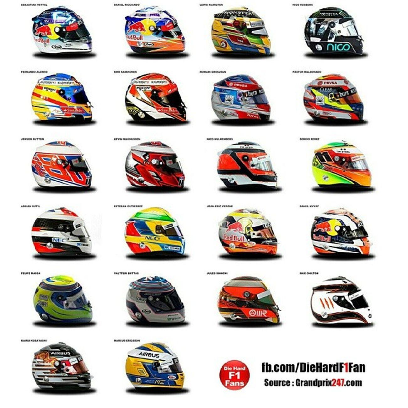 Начало сезона. Волнительно! F1 F14t Ferrari ForzaFerrari Formula1 2014