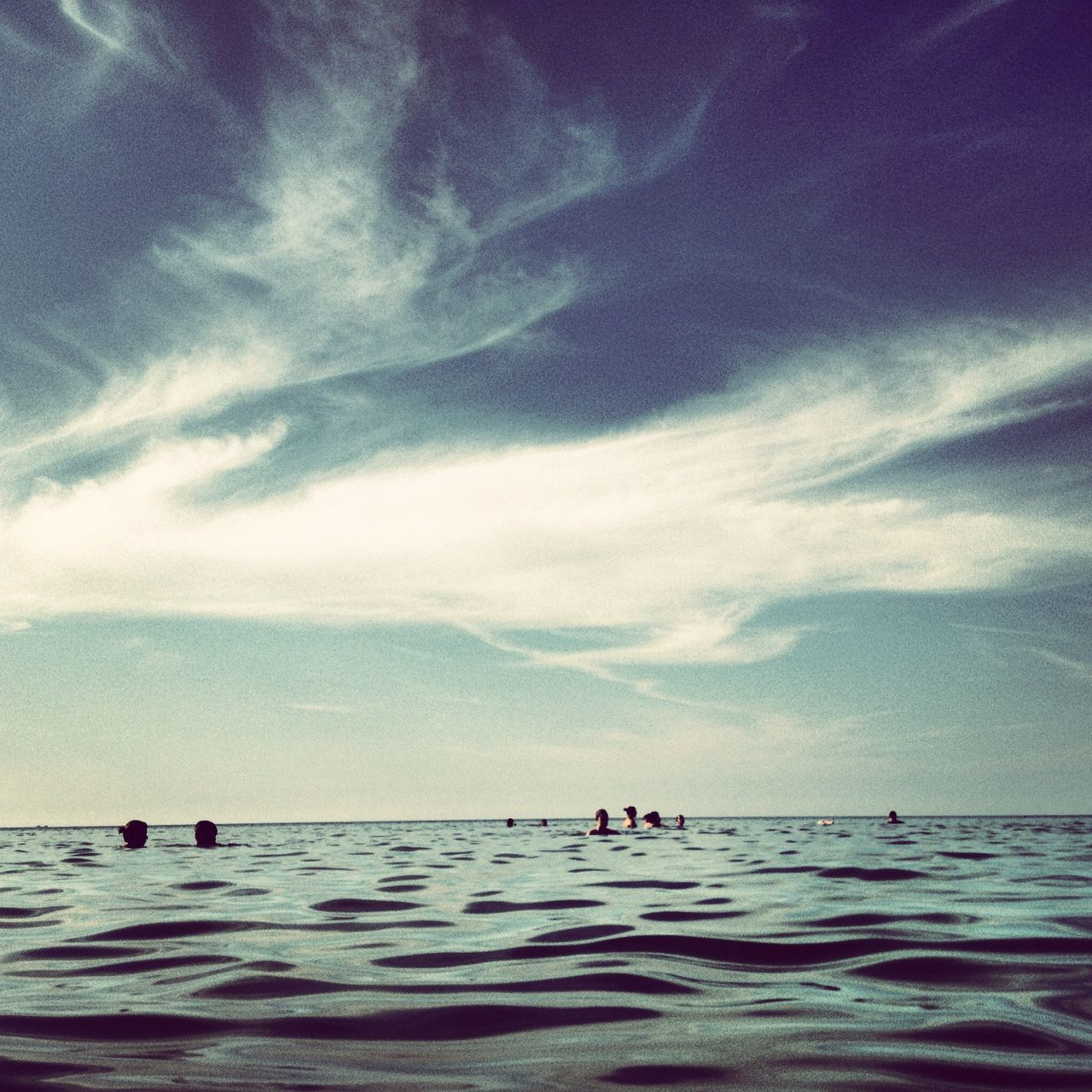 Beautiful stock photos of group, Cloud, Day, Group Of People, Horizon Over Water