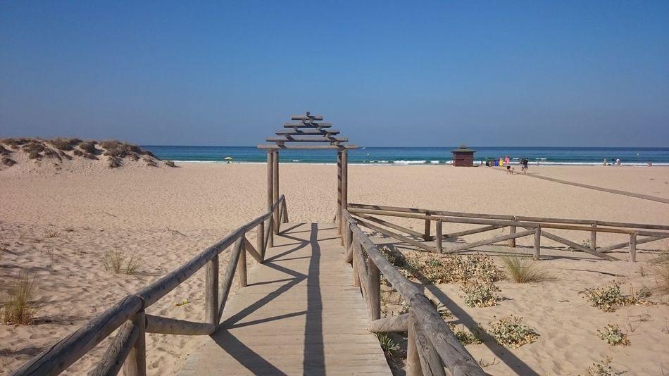 Verano 2015 First Eyeem Photo Playa BeachPlayas Beach Photography Andalucía Cadiz Sony Z2 Photography