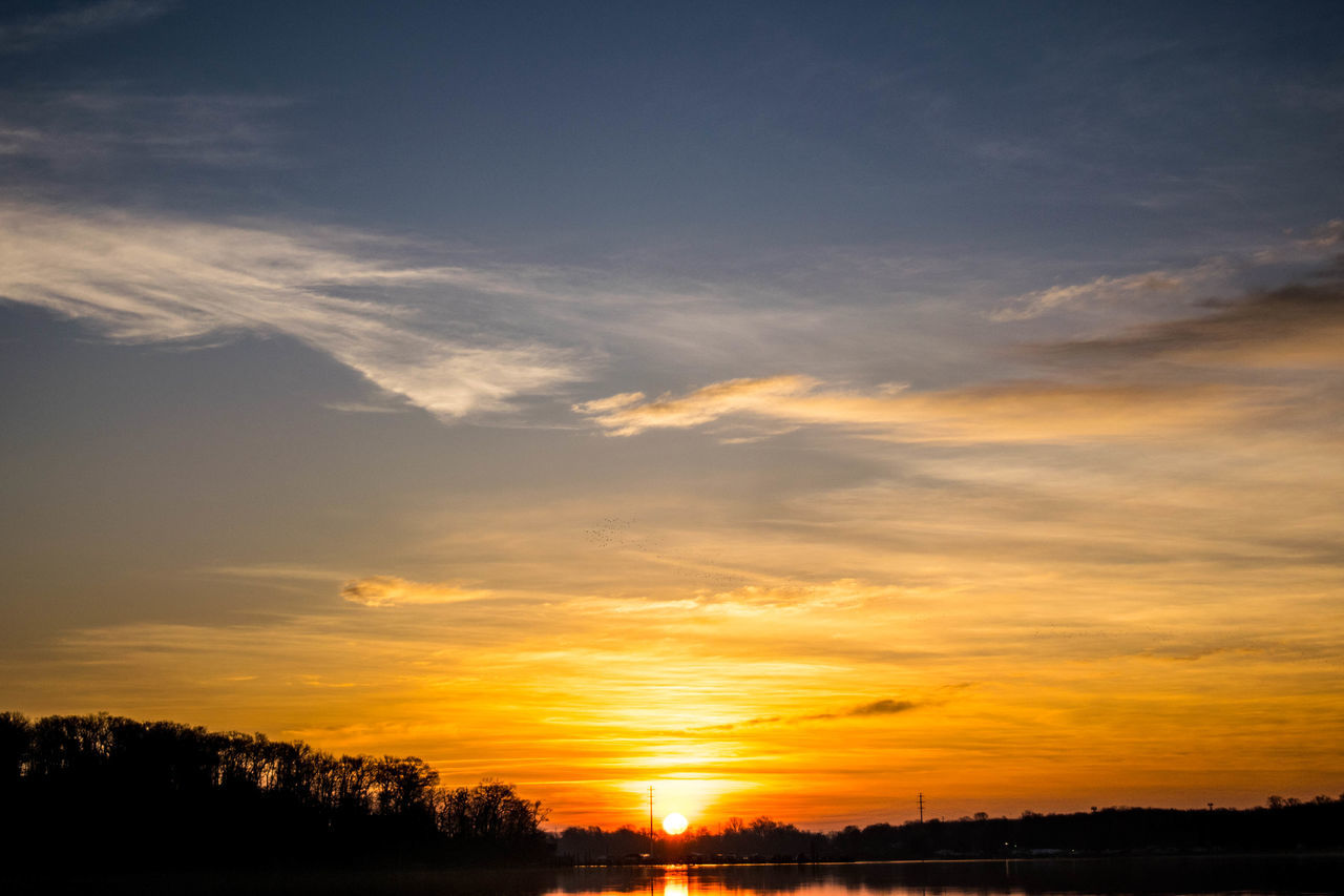 Beauty In Nature HarfordCounty MDinFocus Nature No People Outdoors Sky Sunrise Sunset