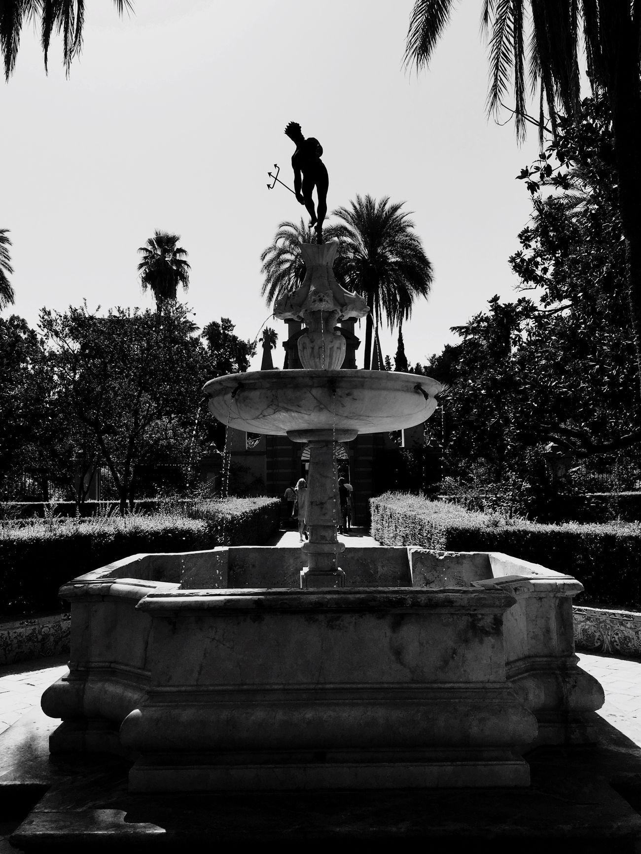 Sculpture Statue Taking Photos IPhoneography Alcazar