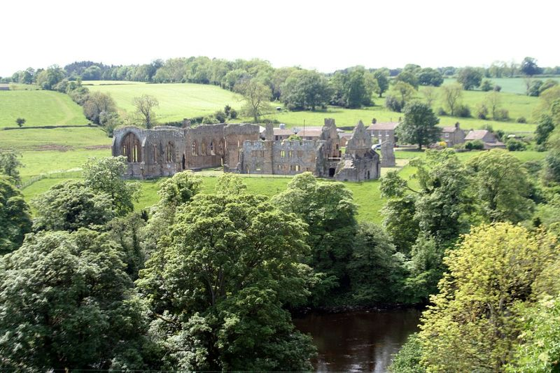 Egglestone Abbey Near Barnard Castle Photography Streamzoofamily Architecture Historic