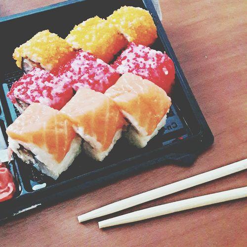 Roll Food <3 Taking Photos Enjoying Life Colors Colorfood