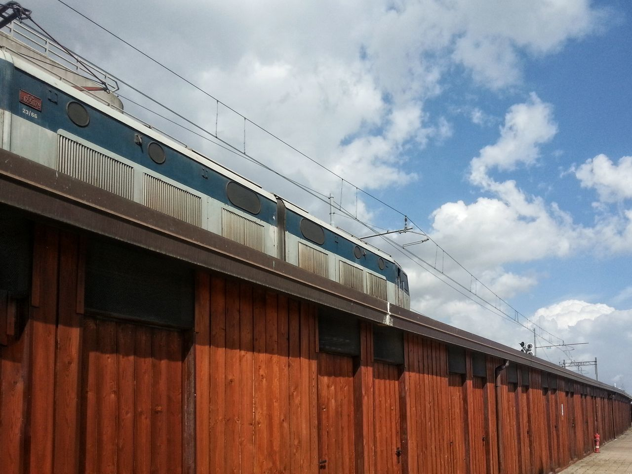 Beautiful stock photos of train,  Architecture,  Building Exterior,  Built Structure,  Cloud - Sky