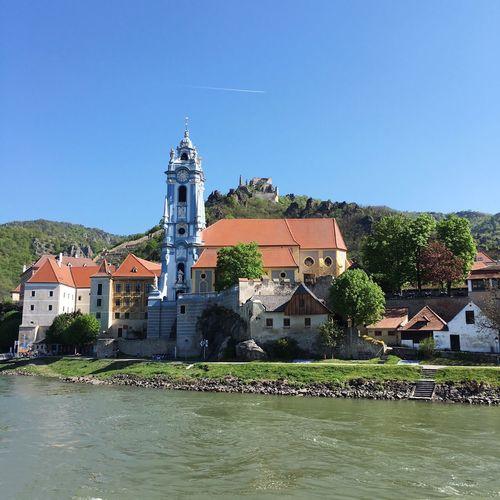 Dürnstein Wachau Beautiful Austria Urlaubsregion
