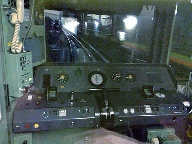Marunouchi Line Subway Tonight