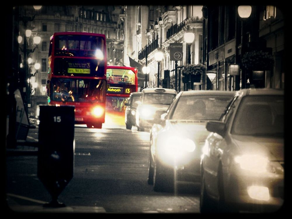 at London Oxford Street by Kilian Treß