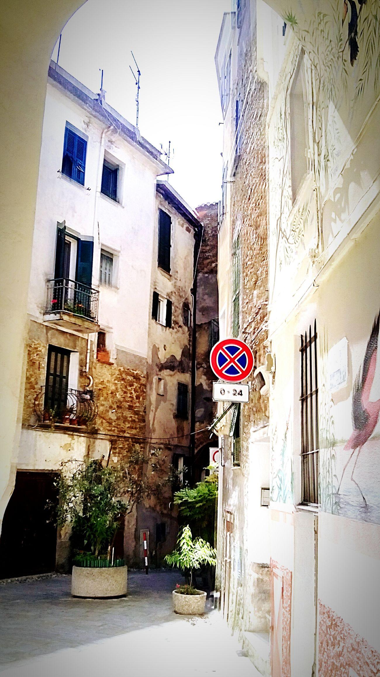 Borgo Antico Ancient Village Perinaldo Liguria - Riviera Di Ponente Riviera Dei Fiori Italian Riviera Old Village Val Verbone Urban Landscape Paesaggiourbano