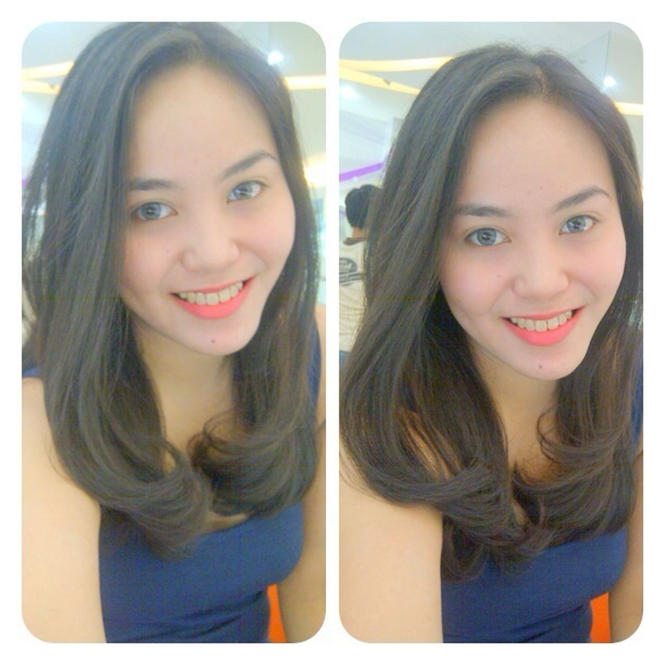I Feel So Fresh With My New Hair. Love It...