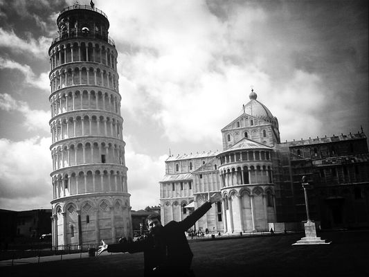 Pisa by Deniss Mir