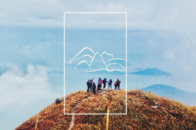 Showcase: February Expedition Hikingadventures Adventure Mountains Landscape Landscape_Collection Hiking View Enjoying Life Taking Photos Hello World Check This Out Edge Of The World February 2016