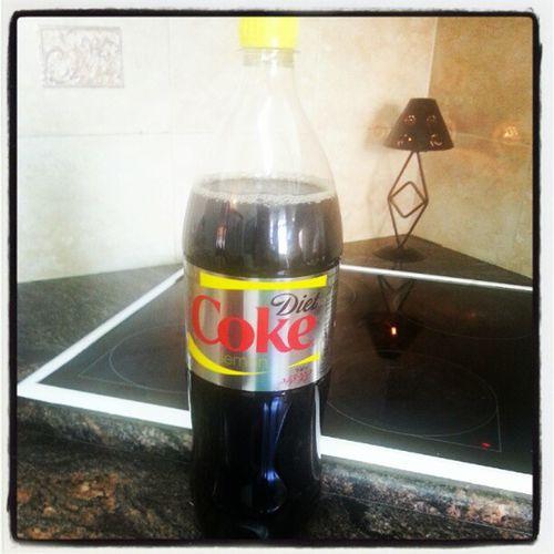 Yes My fave drink is back!! Diet Coke Lemon Dietcokelemon Dietcoke