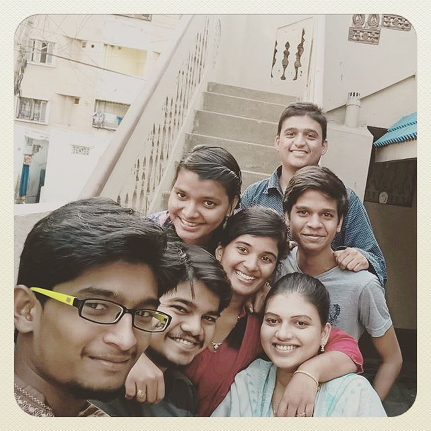 Funwithfamily Cousins  Madememories GoodTimes Cousinslove Rocking Finallyaselfietogether Cool 😎😉😍