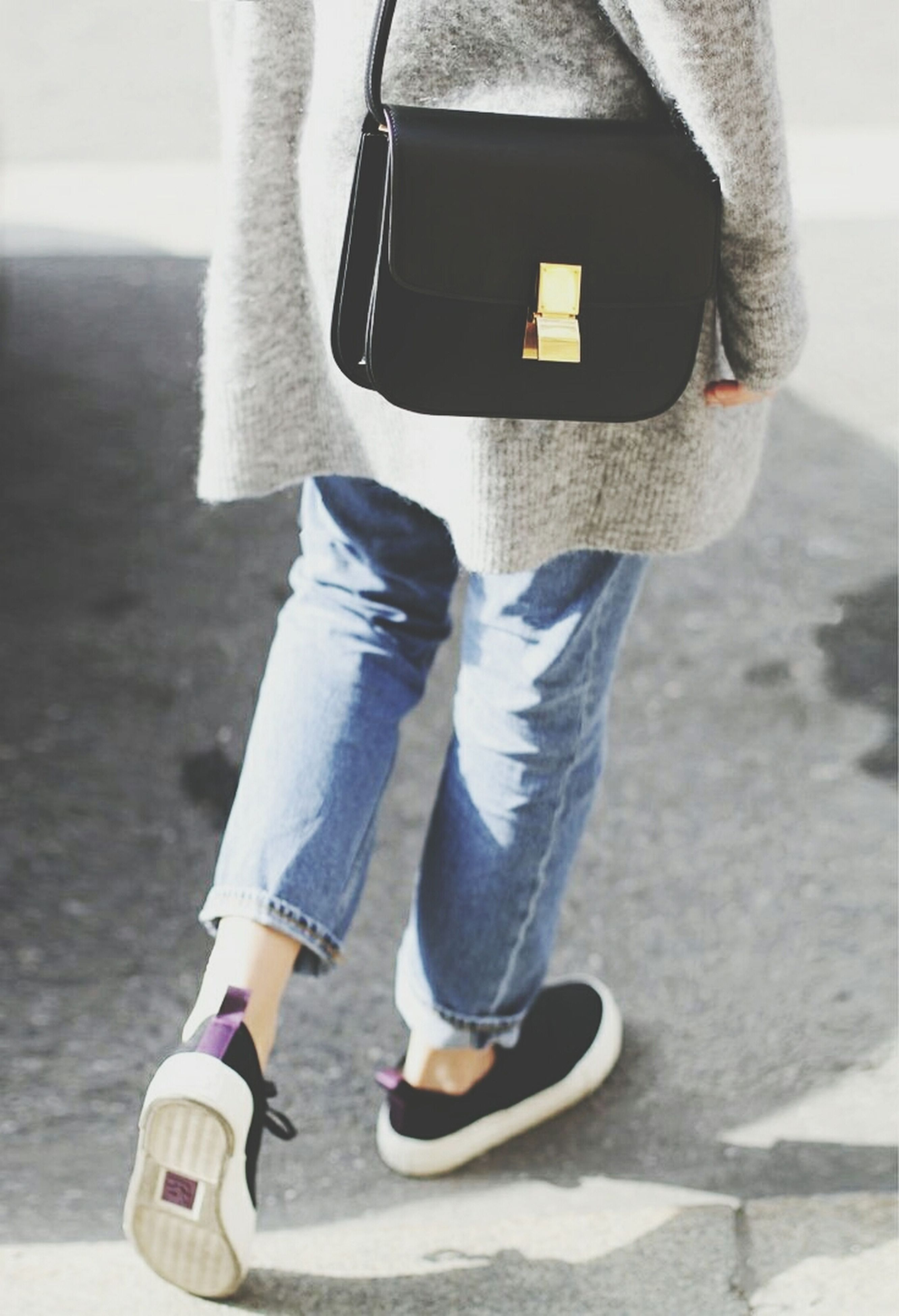 low section, person, shoe, lifestyles, standing, casual clothing, footwear, jeans, leisure activity, fashion, street, high heels, skateboard, day, human foot, men
