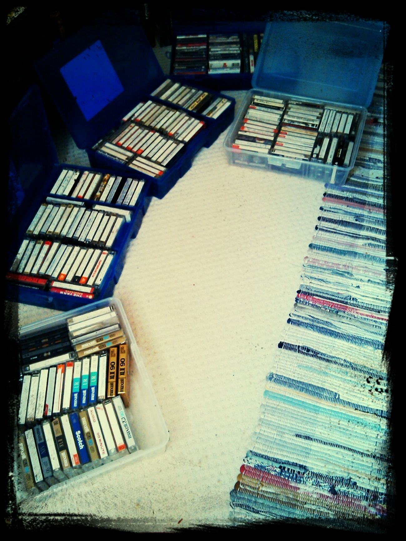 My Next Project... Digitising All Of These