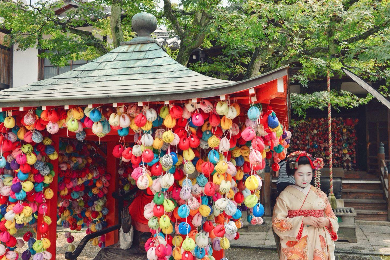 Kyoto Japan Sarubobo