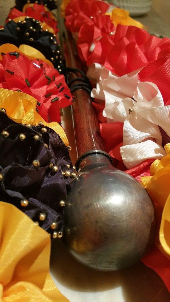 La Fiesta.... colores..... banderillas.....bastón... Streamzoofamily Españoles Y Sus Fotos Eye4photography  Symplicity The Purist (no Edit, No Filter) EyeEm