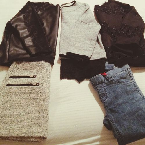 Shopping SkirtJeans Top