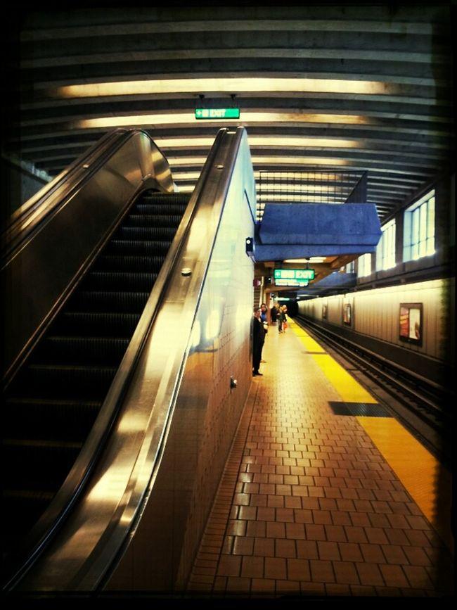 Ashby Bart Station