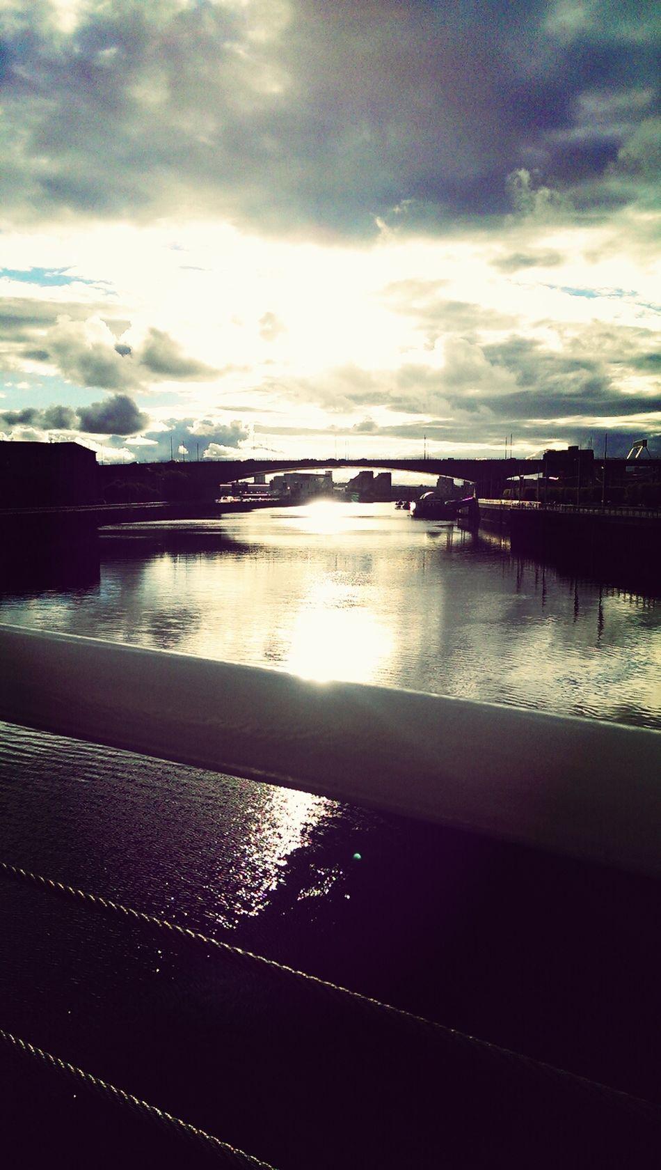 Afternoon Sunshine. Bridge Weather Riverside Eyeembestshot_landscape