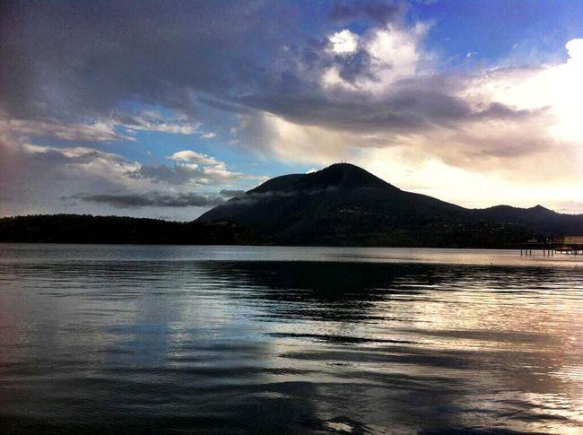 Silhouette Lake Lake County, Ca Mt. Konocti
