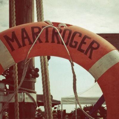 Arrivée dans le port de Noirmoutier avec le Martroger, un beau vieux gréement Plusfort Travel