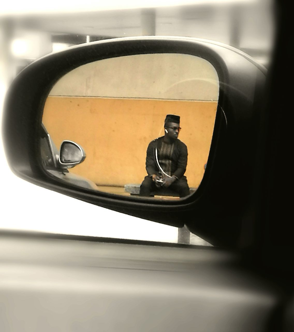 car, transportation, side-view mirror, mode of transport, close-up, land vehicle, no people, day, indoors
